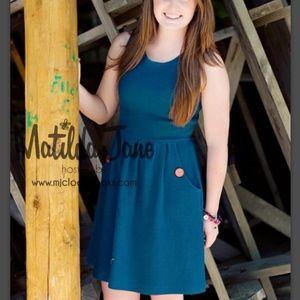Matilda Jane Women's Margo Dress  NWOT